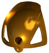 Goldene Rüstung Schwertknauf