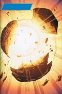 Spherus Magnan rikkoutuminen