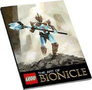 BIONICLE G2 - Concept Art Book