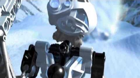 Bionicle Toa Kopaka