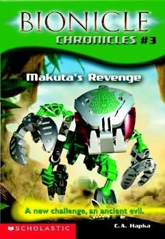 BIONICLE Chronicles 3: Makuta's Revenge