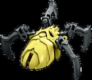 Vihreä kallohämähäkki setti