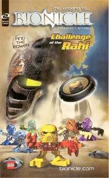 Challenge of the Rahi