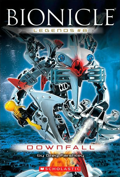 BIONICLE Legends 8: Downfall