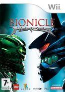 BIONICLE Heroes kansi