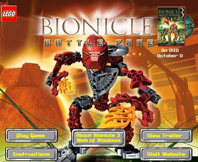 BIONICLE: Battle Zone
