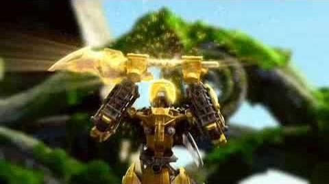 Mata Nui Movie Promo