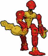 Jaller Piraka Animations