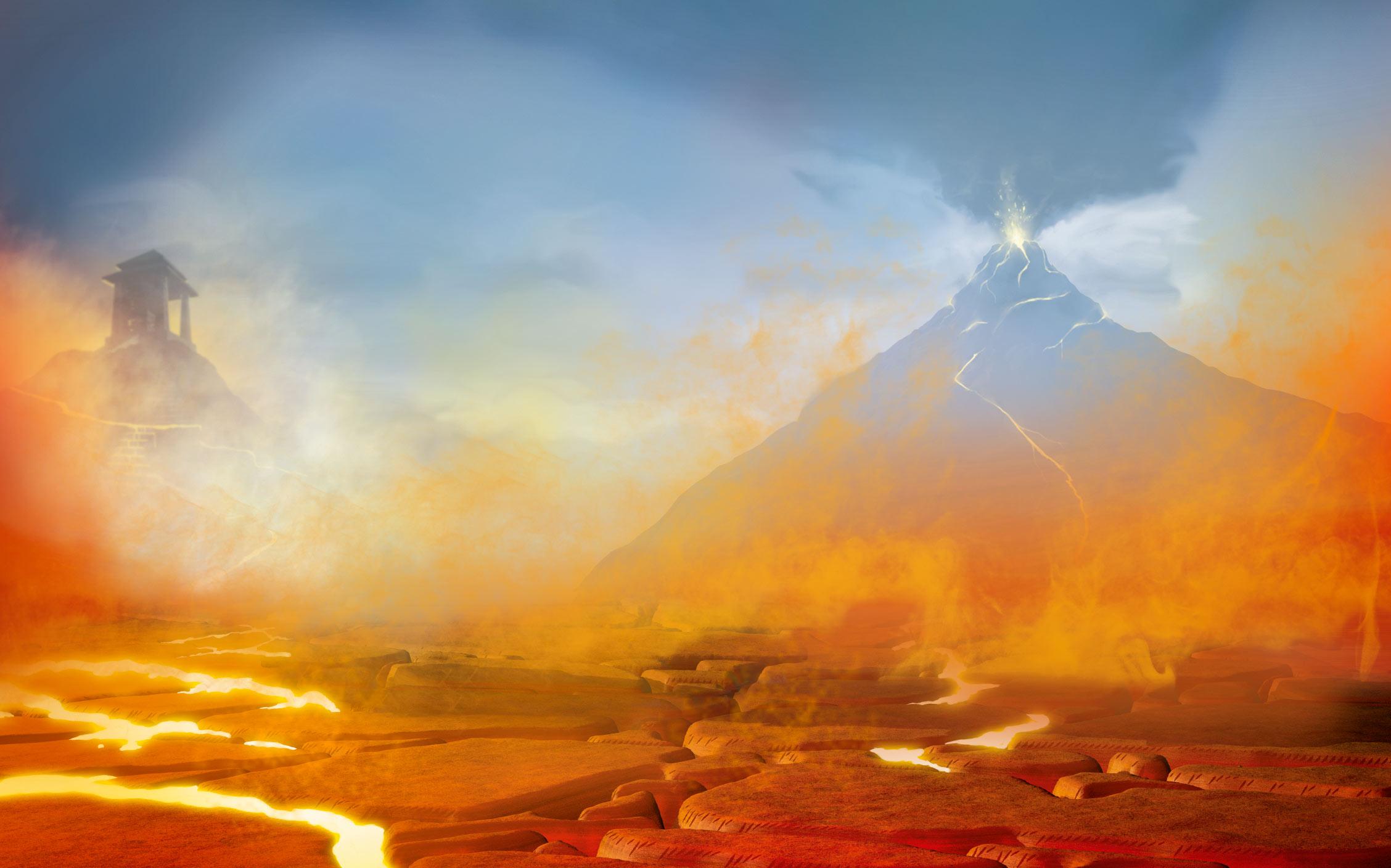 Region of Fire