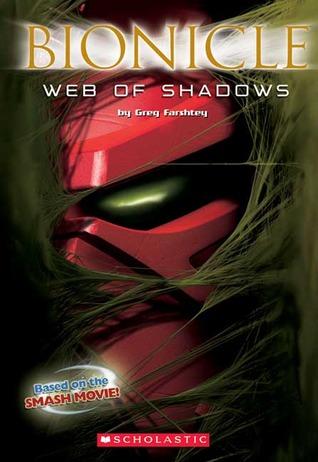 BIONICLE Adventures 9: Web of Shadows