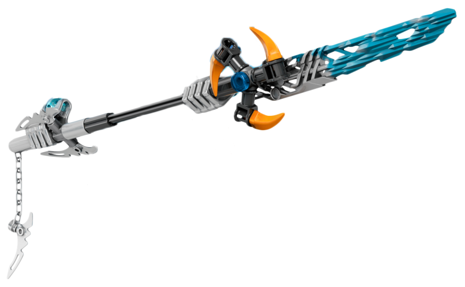Water Crystal Blade