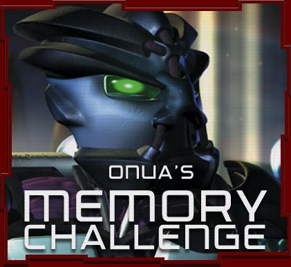 Onua's Memory Challenge