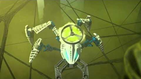 LEGO Bionicle Visorak