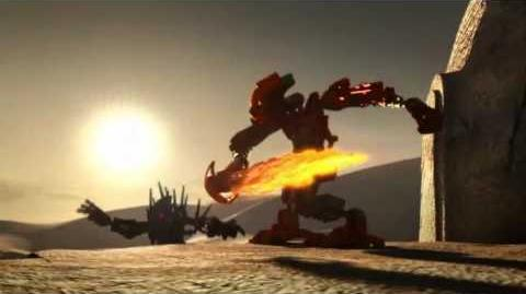 Bionicle Stars TV Commercial (Best Quality)