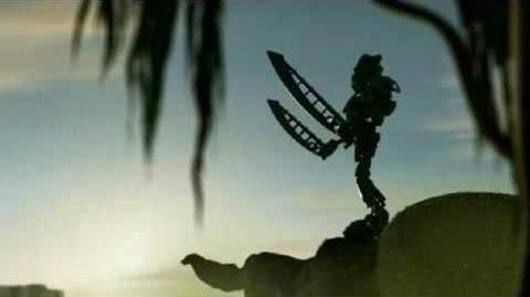 Bionicle Lewa Nuva
