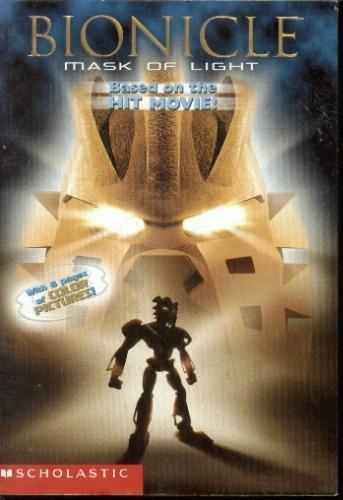 BIONICLE: Mask of Light (book)