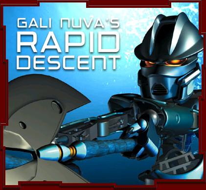 Gali Nuva's Rapid Descent