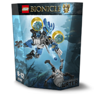 Protector of Water set