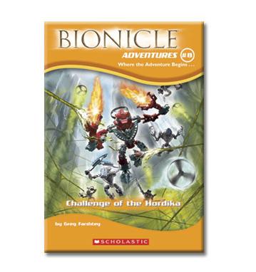 BIONICLE Adventures 8: Challenge of the Hordika