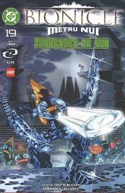 Comic 19: Enemies of Metru Nui