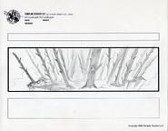 MNOG konseptaide Palanut metsä