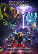 BIONICLE Journey to One (Poster 2)