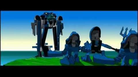 Bionicle MNOG Episode 3 Ga-Wahi