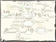 Ga-koron kartta