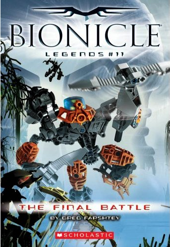 BIONICLE Legends 11: The Final Battle