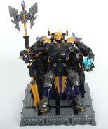 Makuta on his Throne