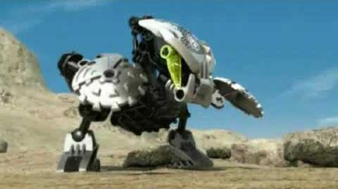 Bionicle Bohrok-Kal Nuhvok-Kal