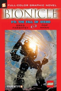 250px-Graphic Novel 9 The Fall of Atero-1-.jpg