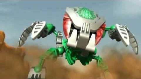 Bionicle Bohrok-Kal Lehvak-Kal