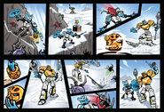 Comic of Ice
