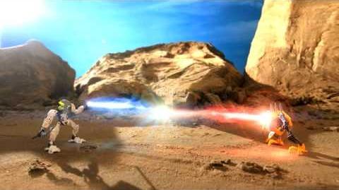 Bionicle Stars • Mini Series • Episode 3