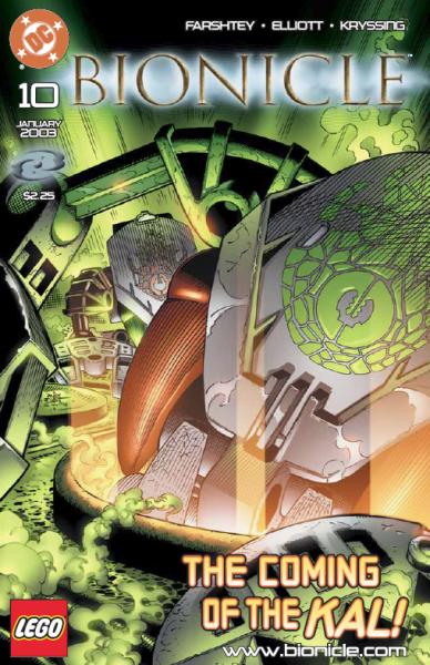 Comic 10: Powerless!