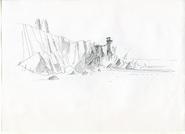 MNOG konseptitaide kallioportaat