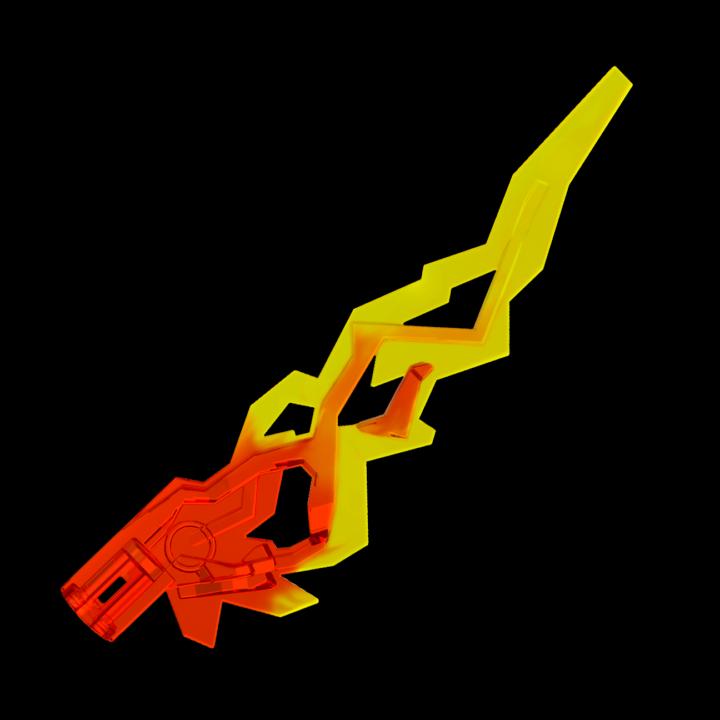 Flame Swords