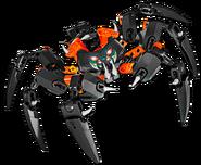 Kallohämähäkkien herra setti