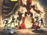 BIONICLE: Volume 1