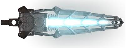 Energized Ice Sword