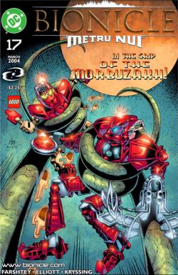 Comic 17: Disks of Danger
