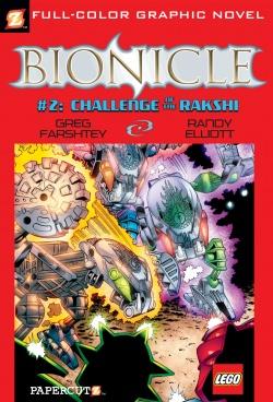BIONICLE 2: Challenge of the Rahkshi