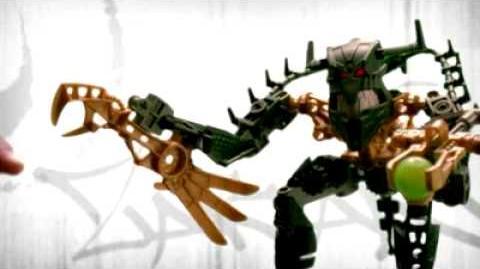 Bionicle Piraka 2006 Produkt