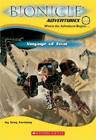 BIONICLE Adventures 5: Voyage of Fear