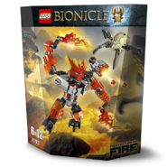 Protector of Fire set