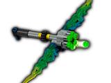 Air Elemental Flame Bow