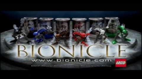 Bionicle Rahkshi Trailer