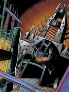 Toain torni sarjakuvissa