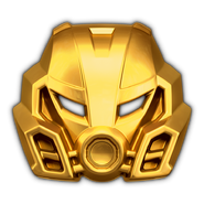 Kultainen kivinaamio